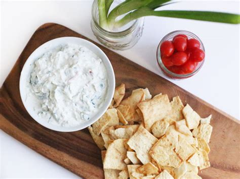original ranch spinach dip recipe video hidden valley original ranch spinach dip