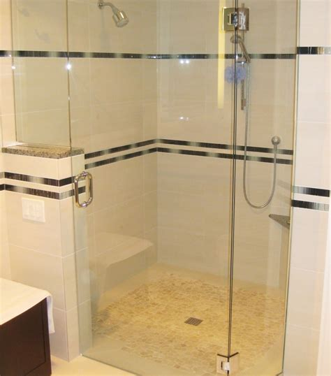 Seattle Glass Shower Door Replacements Repair Custom Seattle Shower Door