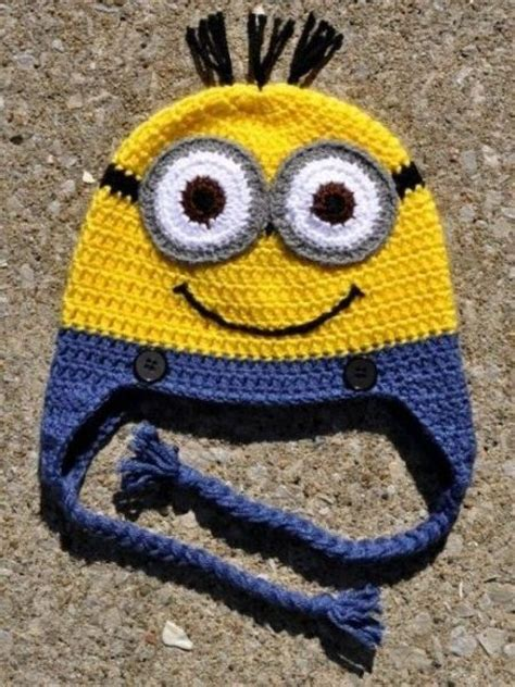 minion knitting pattern minion knit hat pattern recent photos the commons getty