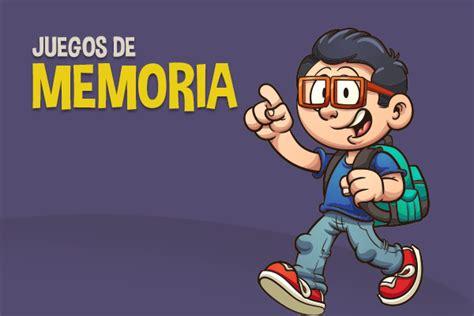 imagenes de niños jugando memoria juegos de memoria infantiles para ni 241 os gratis