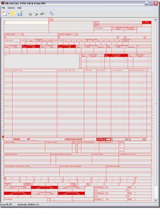 ub 04 form template ub 04 fill print software