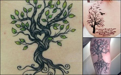 tattoos that represent family tattoos representing family tree related keywords