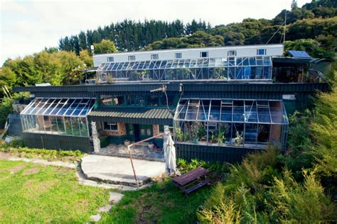 Blueprints Of A House by Earthship New Zealand Gubb Earthship