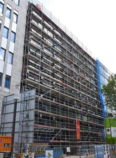 Bauschild Nicht Angebracht by Mainzer Landstra 223 E Zwischen Taunusanlage Und Platz Der