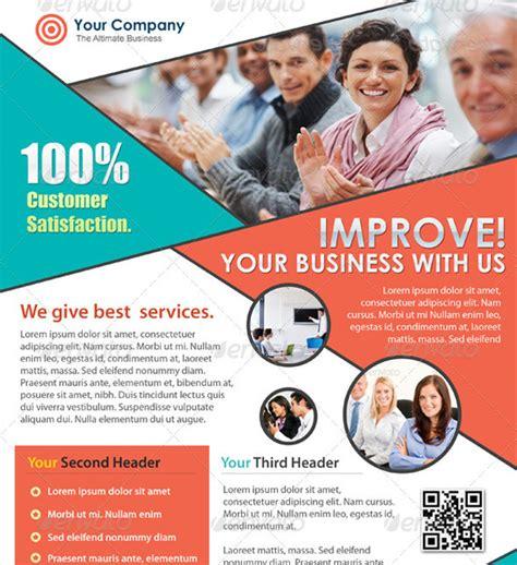 6 Sle Business Flyer Templates Excel Pdf Formats Business Flyer Templates