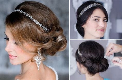 Hairstyles With Headbands For Hair by How To Do Headband Hairstyles To Make A Style Statement