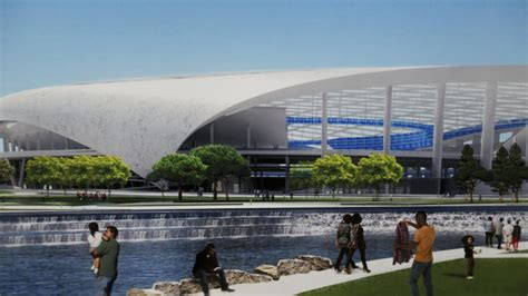 rams inglewood nfl in l a live updates owners conduct vote no