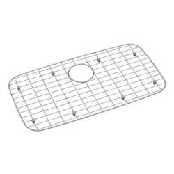 Kitchen Sink Bottom Grid Elkay Stainless Steel Bottom Grid Fits 28x15 75x1 In Bowl Size Kitchen Sinks Gobg2816ss The