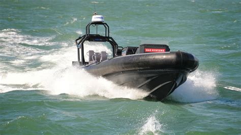 Drone Buat royal navy ready for drone boat operations