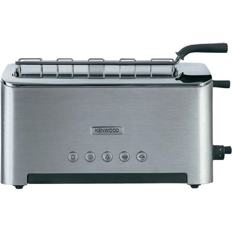 Manual Toaster Long Slot Toaster Bagel Function With Manual Temperature
