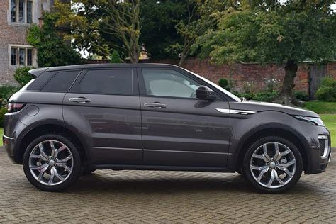 used 2016 land rover range rover evoque 2 0 td4 180hp
