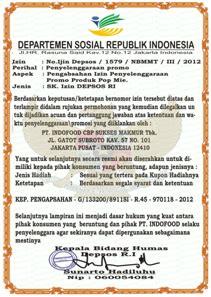 Indomilk Kemasan Botol pt indofood berhadiah 2013 produk cair indomilk