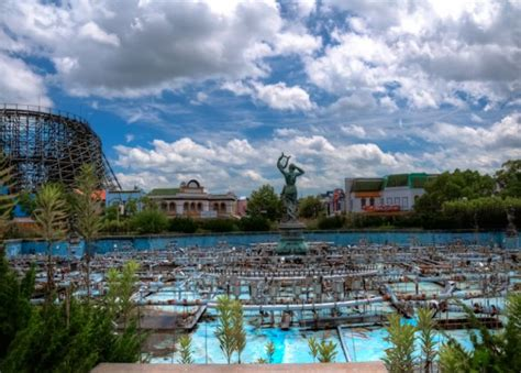 nara dreamland abandoned theme park in japan 52 pics