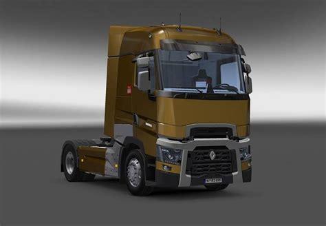 original range ets 2 renault range t original interior v 1 16 2 renault