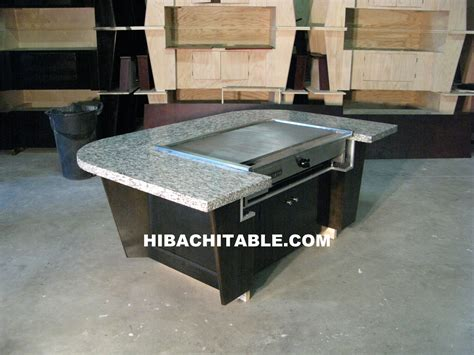 hibachi grills for the home gallery 171 hibachi table
