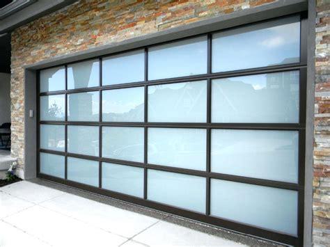 Glass Garage Doors Price Modern Glass Garage Doors Venidami Us