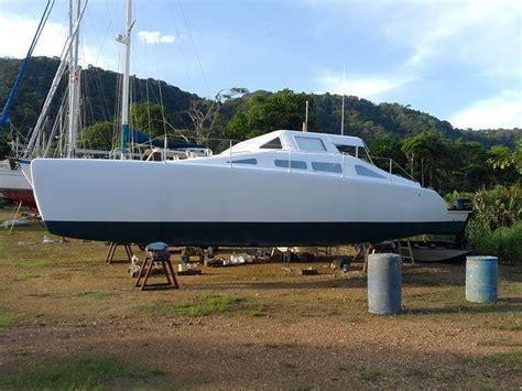 catamaran project hull for sale grainger 380 catamaran for sale by owner