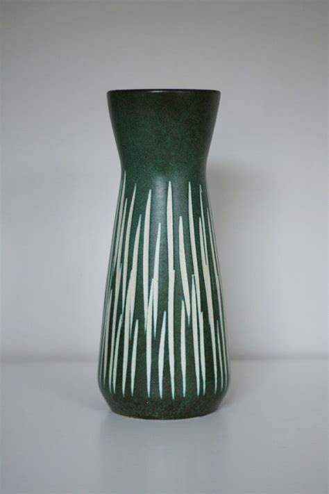 green vase west germany