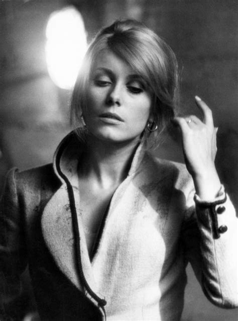 ADORED VINTAGE: Monday Vintage Muse: Catherine Deneuve