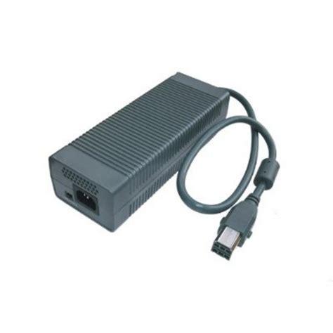 Power Supply Xbox360 200 250v xbox 360 microsoft adapter v85 brick power supply adaptor