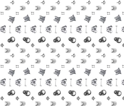 design by humans material human skeletal anatomy fabric bunnyhuns spoonflower