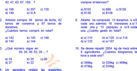 problemas razonados para cuarto grado matem 193 ticas 20 problemas resueltos de tercer grado de