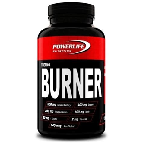 Burners 55 Tablet powerlife burner 120 tablet fiyat箟 ve yorumlar箟 fitbull