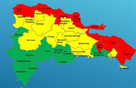 imagenes satelitales republica dominicana rep 250 blica dominicana declara alerta en todo el pa 237 s por