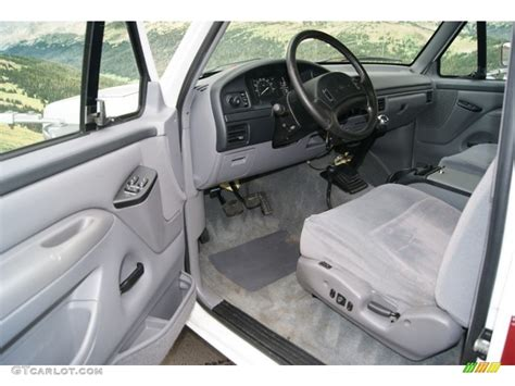 1995 Ford F250 Interior by 1997 Ford F250 Xlt Extended Cab 4x4 Interior Photo