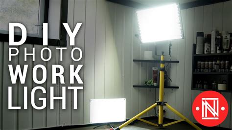 diy led lighting cheap led photo work light panel 20 diy
