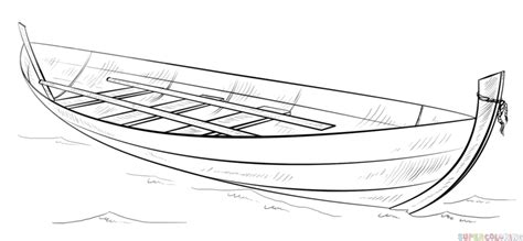 boat drawing tutorial how to draw a boat step by step drawing tutorials for