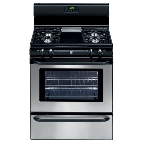 Kenmore Stove by Kenmore Gas Range 30 In 70403 Sears