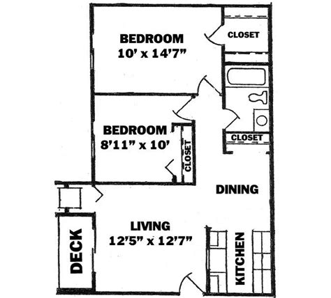 750 sq ft apartment 10 best 750 sq ft two bedroom images on pinterest 2