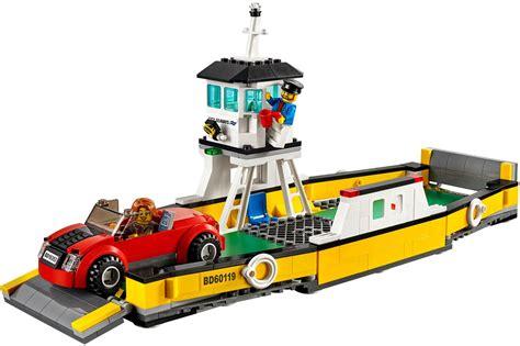 Lego 60119 Ferry City lego 60119 lego city ferry ferry toymania lego shop