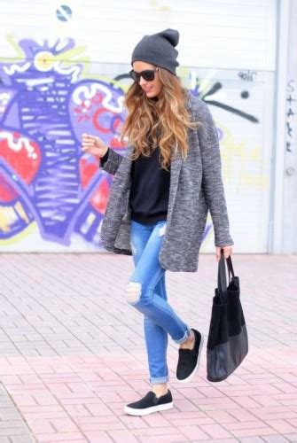Jersey Cross Rock Trendy Paling Laris casual ideas with slip on shoes just trendy