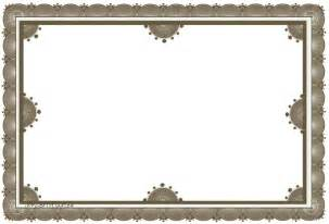 Free Certificate Border Templates by Free Certificate Borders To Certificate