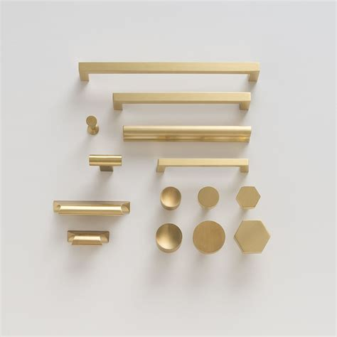 Brass Cabinet Knobs by 25 Best Ideas About Brass Drawer Pulls On