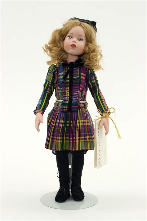 Gigi Porcelain 1 gigi porcelain collectible doll