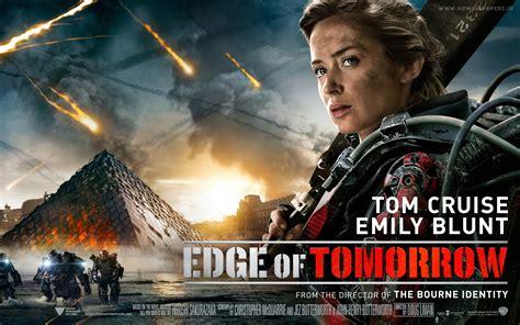 wallpaper edge of tomorrow emily blunt in edge of tomorrow wallpaper high