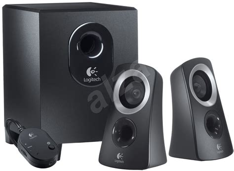 Premium Logitech 2 1 Speaker Z313 logitech speaker system z313 reproduktory alza cz