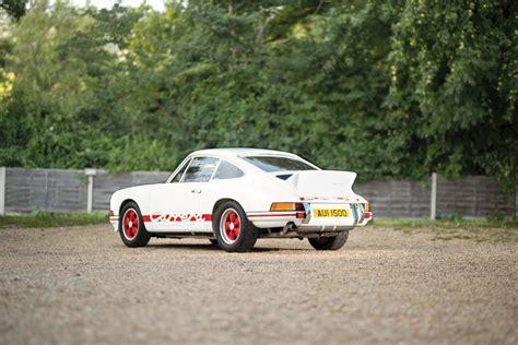 Porsche 911 Carrera Rs 2 7 by 1973 Porsche 911 Carrera Rs 2 7 Lightweight