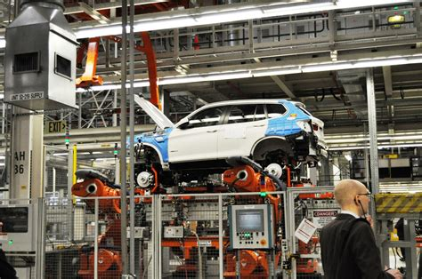 bmw factory tour bmw spartanburg factory tour
