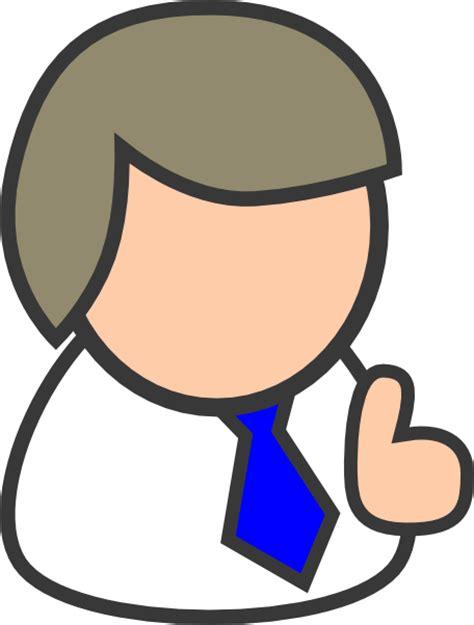 person clipart person clip at clker vector clip