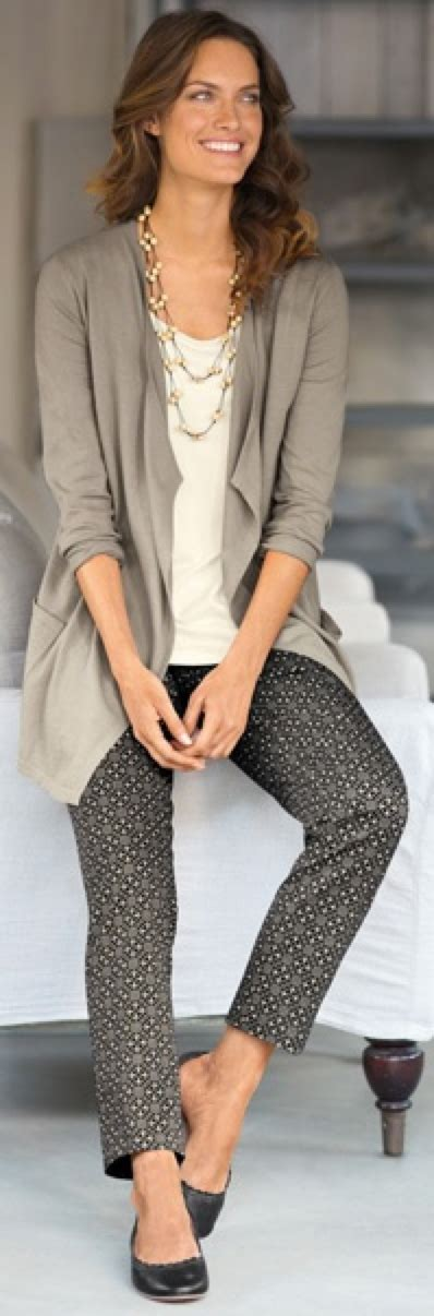 black and white pattern pants outfit outfit post pattern skinny pants nude blouse grey
