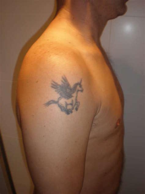 tattoo photo session old pegasus before session 1 tattoo
