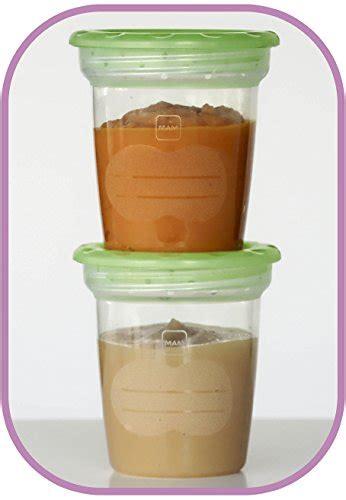 alimenti per latte materno mam 500400 vasetto per la conservazione di alimenti e