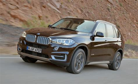 Bmw 2014 X5 Car And Driver