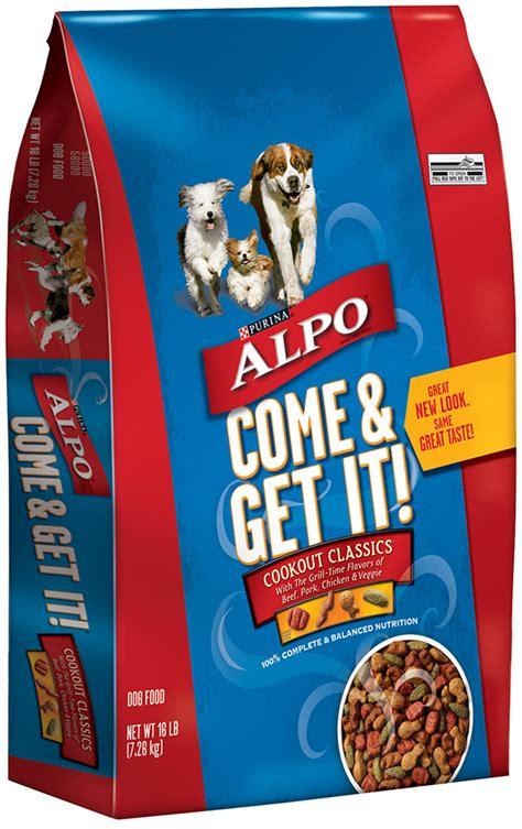 alpo dry dog food coupons printable alpo come get it cookout classics tm dog food 16 lb bag