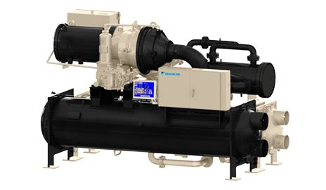 water cooled chillers daikin commercial