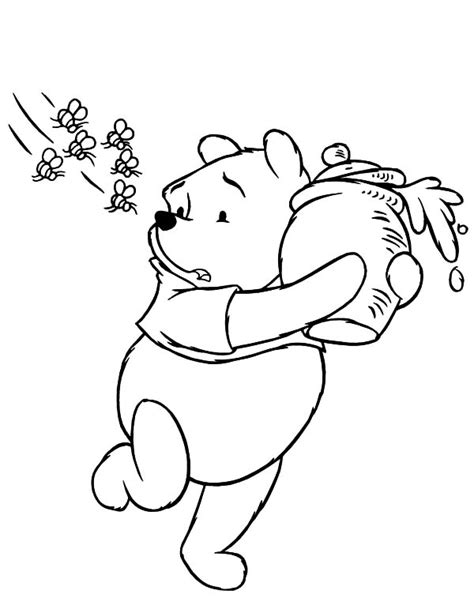running bear coloring page the best place for coloring page at coloringsky part 16